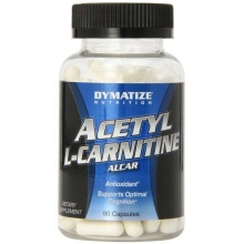 Dymatize Acetyl L-Carnitine 500 мг 90 капс